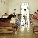 Trabalho de documentação em vídeo. Baía da Traição-Paraíba. 2006